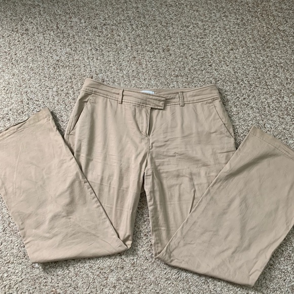 New York & Company Pants - Light weight Biot cut pants. Tan in color